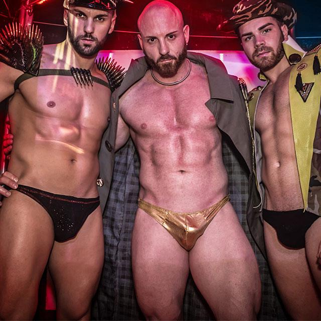 MEN2MEN, Party Only Men Roma, DJ Andrei Stan, gay sexy boys